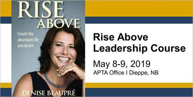 Rise Above Leadership Course